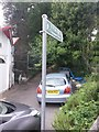 SZ0890 : Bournemouth: footpath B20 from Exeter Road by Chris Downer