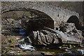 NH4116 : Invermoriston : Telford Bridge & River Moriston by Lewis Clarke