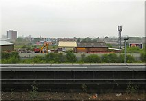 SJ8297 : Ordsall from Cornbrook by Gerald England