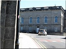 H8745 : The junction of Abbey Street and Castle Street by Eric Jones