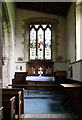 SP8657 : St Andrew, Yardley Hastings - South chapel by John Salmon