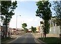 TL1896 : Drake Avenue in Peterborough by Steve Daniels