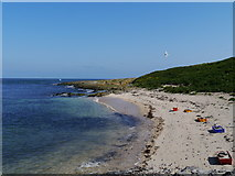 NU2135 : Inner Farne: A View From The Pier by James T M Towill