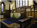 SU8551 : Inside the Garrison Church of All Saints, Aldershot (X) by Basher Eyre