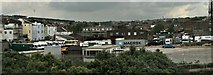 TQ3303 : Arundel Street and industrial site from the A259, Brighton east by Chris