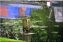 SE2634 : Aire Valley Marina, Redcote Lane, Leeds by Mark Stevenson