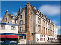 NM8529 : Caledonian Hotel - George Street face - June 2016 by The Carlisle Kid