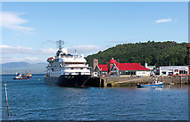 NM8530 : North Pier, Oban - June 2016 (2) by The Carlisle Kid