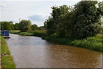 SJ6541 : Shropshire Union Canal at Cox Bank by Christopher Hilton