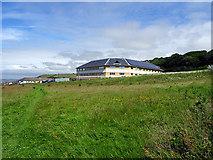 SN4562 : Cyngor Sir Ceredigion council offices by John Lucas