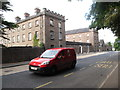 H8745 : Looking westwards towards the buildings of The Royal School by Eric Jones