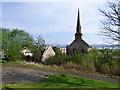 NS2875 : Former Cartsdyke Parish Church by Thomas Nugent