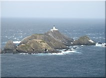HP6019 : Muckle Flugga lighthouse by David Purchase
