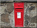NT2791 : Old post box at Kirkcaldy Railway Station by Bill Kasman