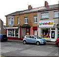 SS8177 : Shoe 22, New Road, Porthcawl by Jaggery