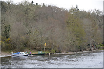 NH6037 : Highland : Caledonian Canal by Lewis Clarke