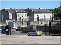 H8745 : Armagh Court House from the Ulsterbus Station by Eric Jones