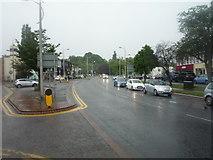 SJ8481 : Alderley Road, Wimslow by JThomas
