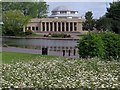 NZ2465 : The Palace of Arts, Exhibition Park, Newcastle upon Tyne by Andrew Curtis