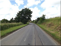 TM0848 : Ipswich Road, Somersham by Adrian Cable