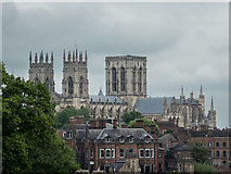 SE6052 : York Minster, York, Yorkshire by Christine Matthews
