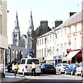 H8745 : St Patrick's RC Cathedral viewed from English Street by Eric Jones