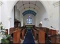 SP9820 : St Giles, Totternhoe - Chancel by John Salmon