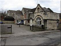 SO8700 : Minchinhampton Parish Council office, Minchinhampton by Jaggery
