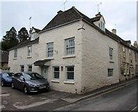 SO8700 : Grade II listed former Swan Inn, Minchinhampton by Jaggery