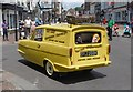 TQ5946 : Del Boy at the Tonbridge Festival by Marathon