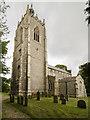 TF8709 : All Saints' church, Necton by Julian P Guffogg