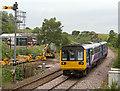 NY5559 : 142065 approaching Brampton (Cumbria) - June 2016 by The Carlisle Kid