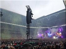 TQ1985 : Coldplay - A Head Full of Dreams Tour - Wembley Stadium - 4 by Richard Humphrey