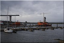 NT1278 : Port Edgar Marina by Richard Webb