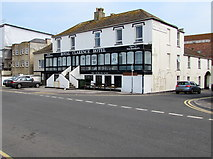 ST3049 : Royal Clarence Hotel, Burnham-on-Sea by Jaggery