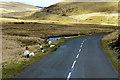 SN8872 : Road through Cwm Elan by David Dixon