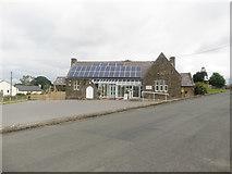 NY1138 : Gilcrux village hall by Graham Robson