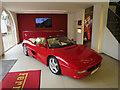 SU3008 : Ferrari F355 Spider by Hugh Venables