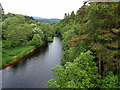 NY6392 : River North Tyne by Mick Garratt