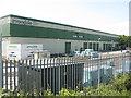 NS9578 : Avondale Waste Treatment Centre by M J Richardson