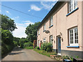SX9179 : Old Post Office, Ashcombe by Des Blenkinsopp