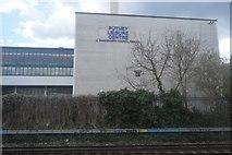 TQ2375 : Putney Leisure Centre by N Chadwick