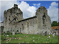 S0425 : Choir and tower, Cahir Priory by Jonathan Thacker
