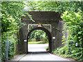 SU9467 : Railway bridge RDG1 4/16 by Robin Webster
