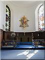 SK9872 : Chancel, St Giles' church, Lincoln by Julian P Guffogg