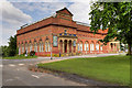 SJ8298 : Salford Museum and Art Gallery, Peel Park by David Dixon