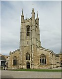 TL1998 : St John the Baptist Church, Peterborough by Alan Murray-Rust