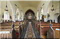 TG1022 : Interior, St Mary's church, Reepham by J.Hannan-Briggs