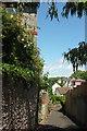 SX9166 : Back lane off Combe Lane, Torquay by Derek Harper
