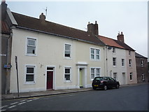 NT9953 : Houses on Railway Street, Berwick by JThomas